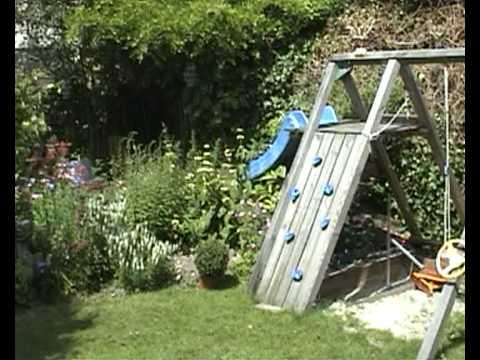Tuinontwerp kindvriendelijke tuin youtube - Tuinontwerp ...