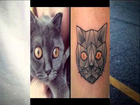 Those 24 Cat Tattoos Will Blow Your Mind