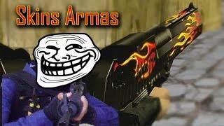 Video Skins para Armas | Counter Strike 1.6 download MP3, 3GP, MP4, WEBM, AVI, FLV September 2018