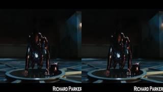 Iron Man Clip  Iron Man vs Iron Monger    _____VR HD