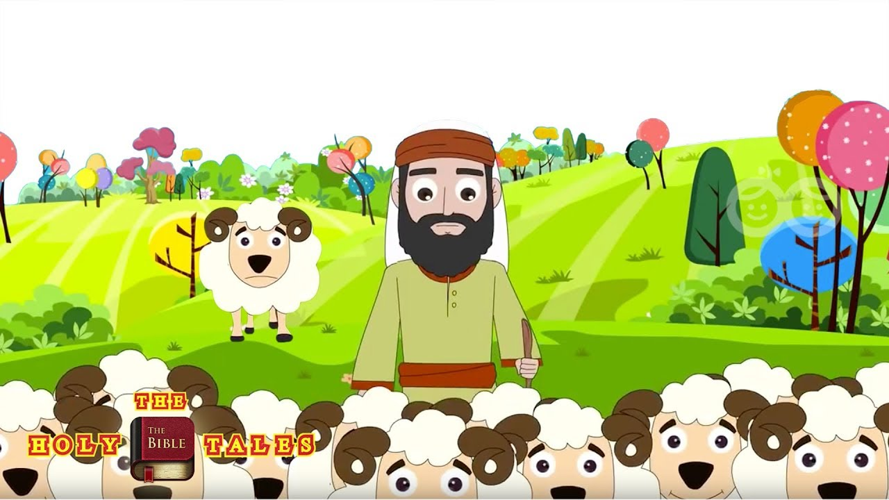 The Lost Sheep - Bible Stories For Children