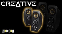Creative Labs T30 Bluetooth Speaker!? | Review