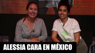 Alessia Cara canta en español Growing Pains - en México 🇲🇽/ EsMiHit Video
