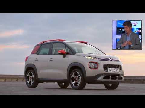 Test vidéo Citroën C3