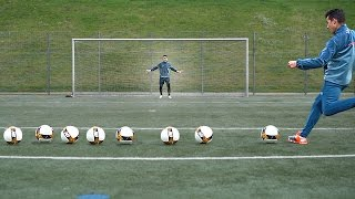 TOP 5 - Goalkeeper Training Drills