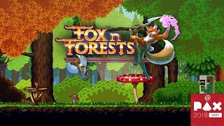 Fox n Forests Interview @ Pax East 2018