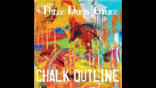 Three Days Grace - Chalk Outline [Studio Instrumental]{HQ}