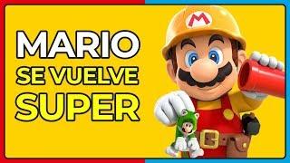 ¡¡SUPER MARIO MAKER 2 ANUNCIADO PARA NINTENDO SWITCH!! PRIMEROS DETALLES
