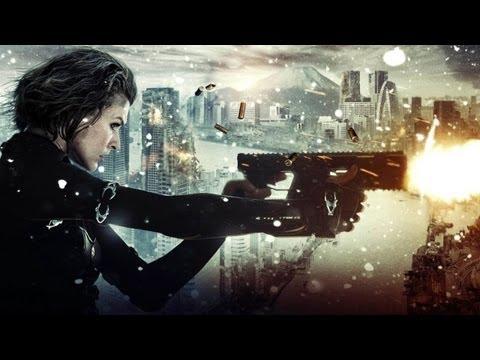 Trailer do filme Resident Evil 5: Retribuição