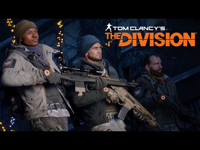 Agent Journey Trailer - Tom Clancy's The Division
