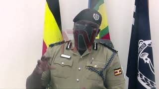 EDDAGALA LYA COVID-19 ERYABBIDDWA: Kati poliisi egamba doozi ziri 800