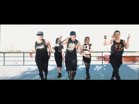 Mayores - Becky G (feat. Bad Bunny) - Marlon Alves Dance MAs - Zumba