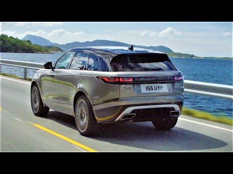 2018 Range Rover Velar Test Drive - Silicon Silver