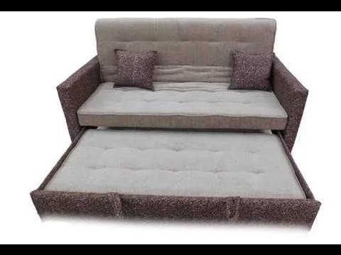 Space Saving Sofa sofa cum bed - || space saving furniture ||720p (hd) || - youtube