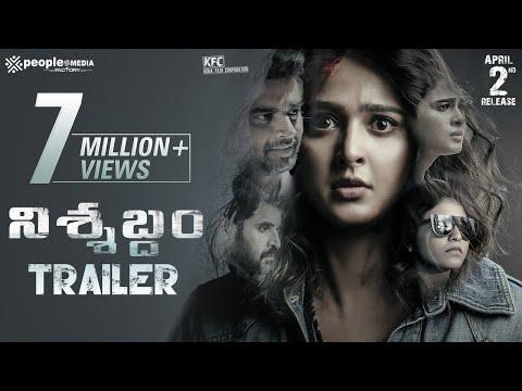 Nishabdham Movie Trailer- Telugu | Anushka Shetty, R Madhavan | Hemant Madhukar