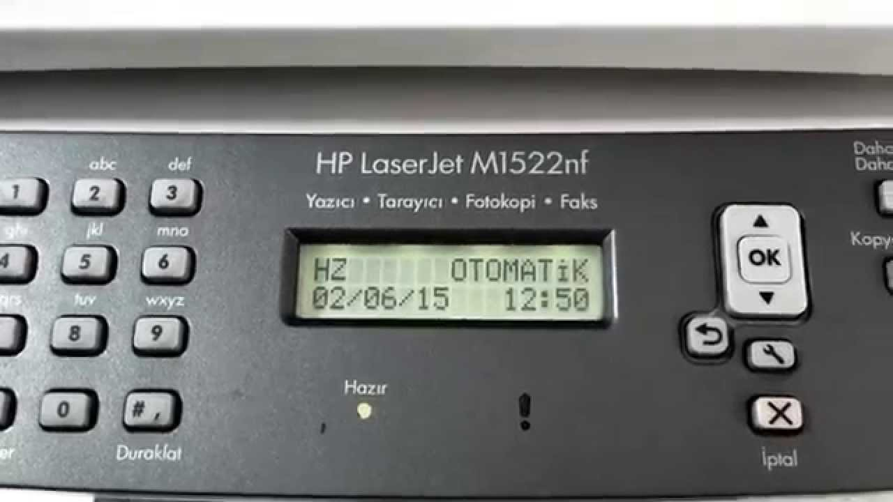HEWLETT PACKARD M1522N DRIVER FOR WINDOWS 7
