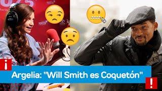 Argelia captó la atención del actor Will Smith