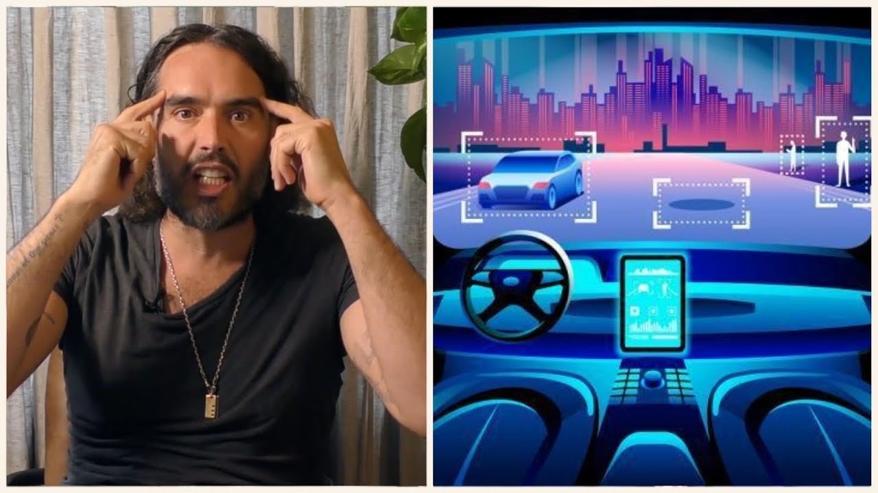 Sick Of Being Controlled By Tech?? Your CAR Is Next!!
