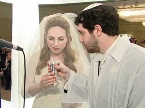 Modern Orthodox Jewish Wedding