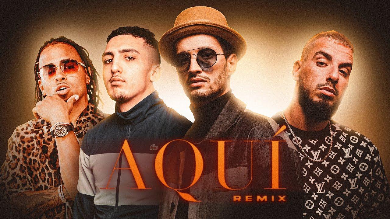 Download ARIBEATZ, OZUNA, SOOLKING, MORAD – AQUÍ (REMIX) [VIDEO OFICIAL]