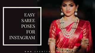 Saree Poses For Instagram Easy Eventfashion Lifestyle Strong love poses for genesis 3 and 8/8.1. saree poses for instagram easy