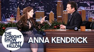 Anna Kendrick Does Her Impression of Kristen Stewart Talking About Pitch Perfect 3 thumbnail