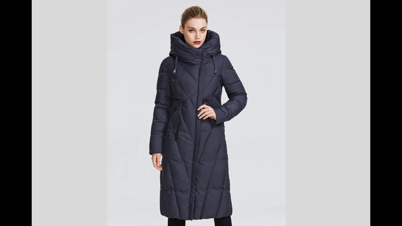 Женская зимняя куртка с Алиэкспресс Aliexpress Winter Women's jacket Крутые Куртки Пуховики 202