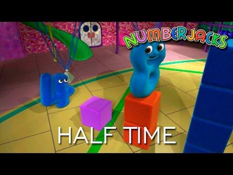 NUMBERJACKS | Half Time | S2E10