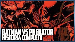 vuclip BATMAN VS DEPREDADOR | COMIC NARRADO - HISTORIA COMPLETA