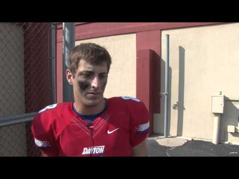 Postgame: Dayton Football vs Robert Morris