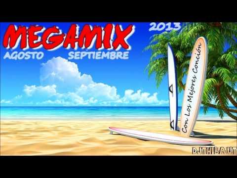 Megamix Session Latino Spécial De { Agosto & Septiembre } ★ BY @DJThibaut Edit 2013 ★