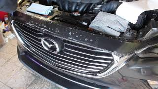 Another Mazda CX-3  --  3M Scotchgard Paint Protection Film Clear Bra