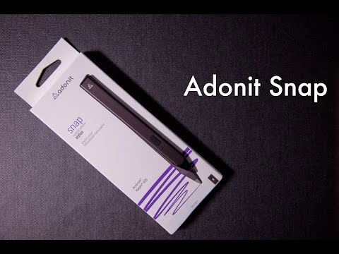 Adonit Snap - Unboxing & First Impressions
