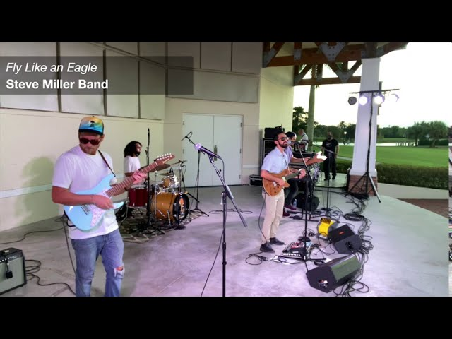 Royal Palm Beach Concert Series feat. Joey Calderaio 4-Piece Band 10/09/2020