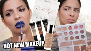 FIRST IMPRESSIONS MAKEUP TUTORIAL | HITS AND MISSES