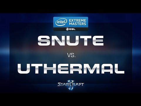 StarCraft 2 - Snute vs. Uthermal (ZvT) - IEM 2015 Shenzhen - EU Qualifiers - Winner's Final