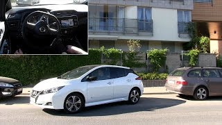 Nissan Leaf (2018): ProPilot Park Assist - real-life test :: [1001cars]