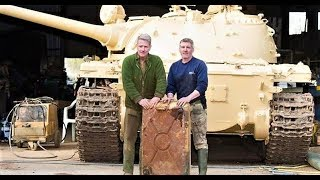 When This Guy Got An Old Tank On Ebay, He Little Knew A $2 Million Fortune Lay Inside