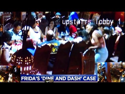 Memphis Group Of 16 Dine & Dash On A $420 Restaurant Bill.