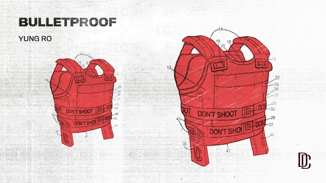 Download Yung Ro - Bulletproof (Official Audio)