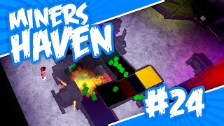 Miners Haven #24 - WORST BBB LOOP EVER (Roblox Miners Haven)