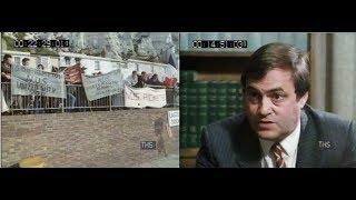 Trade union movement | industrial Action | John Prescott | This Week | 1988