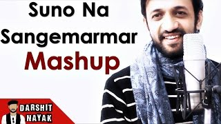 Suno Na Sangemarmar | Phir Mohabbat | Unplugged Mashup - Cover By Darshit Nayak