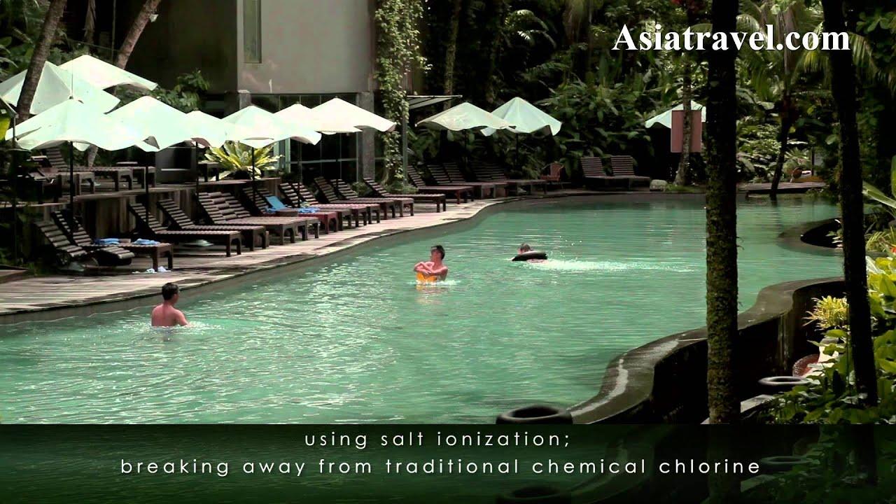Siloso beach resort sentosa singapore corporate video - Siloso beach resort swimming pool ...