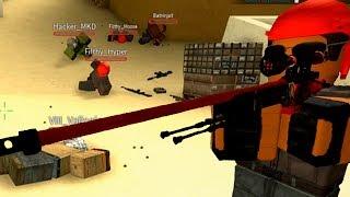 NOOB TERRORISTS INVADE ROBLOX CS:GO!   [Roblox] Counter Blox   Funny Moments