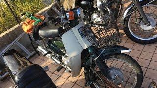 究極旭風防 2007 Kawasaki W400 TWIN カフェスタイル ネオ・クラシック カワサキ・W400 カフェレーサー Café Racer 俺のスーパーカブ90