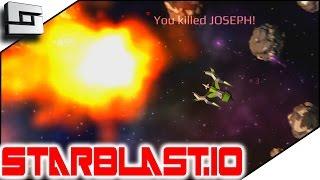 SCORPION OP! Starblast.io Gameplay | Sl1pg8r