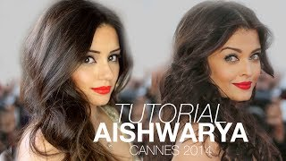 Tutorial | Aishwarya Cannes Film Fesitval 2014 Make-up Look | Kaushal Beauty Thumbnail