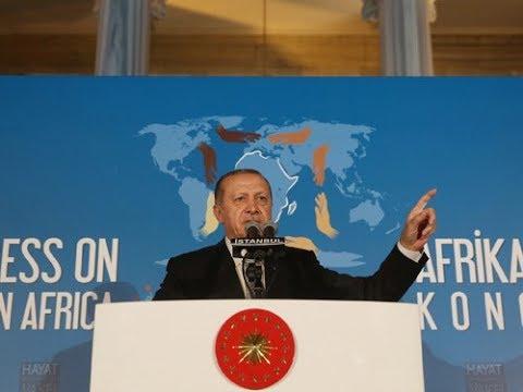 Recep Tayyip Erdoğan - Biz Afrika'nın Kardeşiyiz