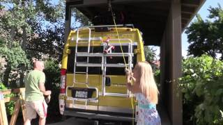 We Replace our RV's Air Conditioner